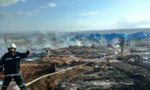 Ρωσία: Το Μέτωπο αλ Νούσρα πίσω από την φονική επίθεση στον προσφυγικό καταυλισμό στη Συρία