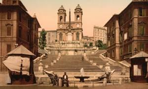 Η γοητεία της «Αιώνιας Πόλης» είναι ανεξάντλητη στο πέρασμα των χρόνων (photos)