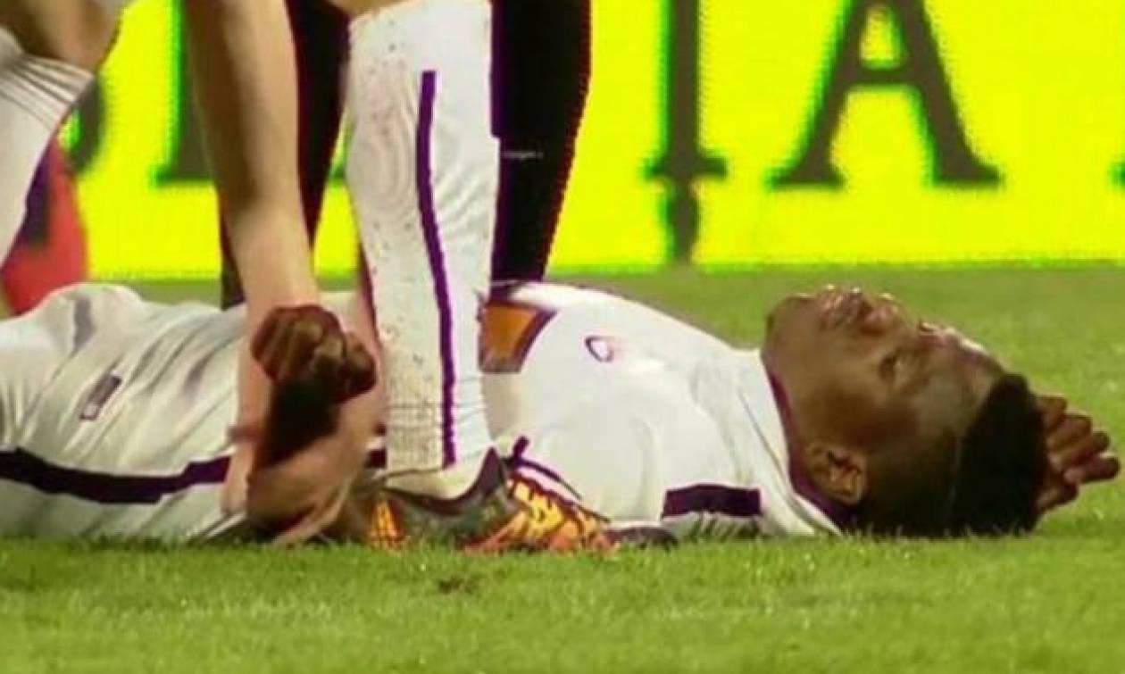 Σοκαριστικό βίντεο: Νεκρός 26χρονος ποδοσφαιριστής που έπαθε ανακοπή την ώρα του αγώνα!