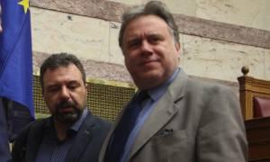 Ένταση και υψηλοί τόνοι στη Βουλή για το ασφαλιστικό