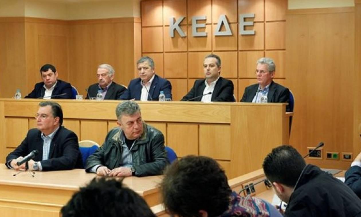ΚΕΔΕ: Διευκρινήσεις στους Δήμους για τους αιγιαλούς