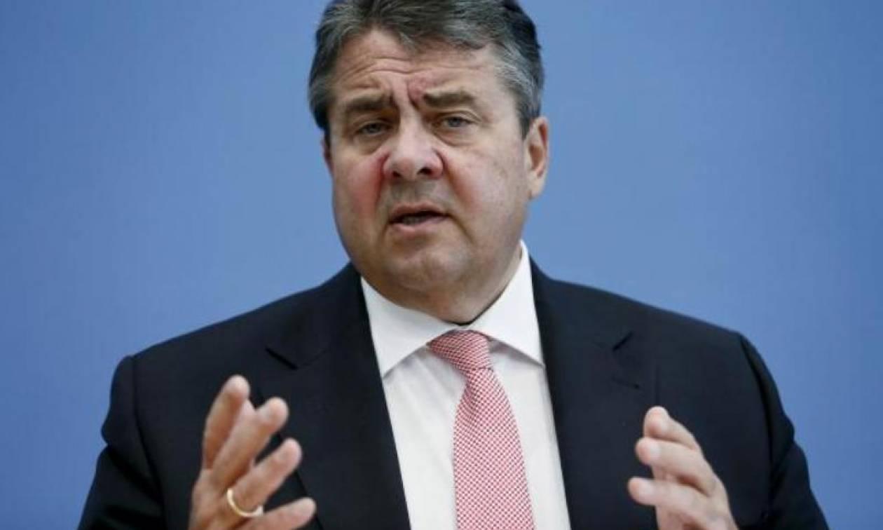 «Όχι άλλα μέτρα λιτότητας στην Ελλάδα» - Ο Γερμανός Αντικαγκελάριος ζητά ελάφρυνση του χρέους