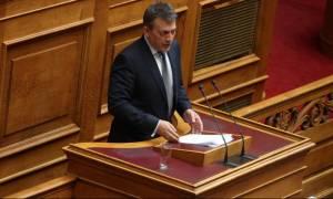 Ασφαλιστικό 2016 - Βρούτσης: Τάζατε ξεδιάντροπα στους Έλληνες 12.000 ευρώ αφορολόγητο