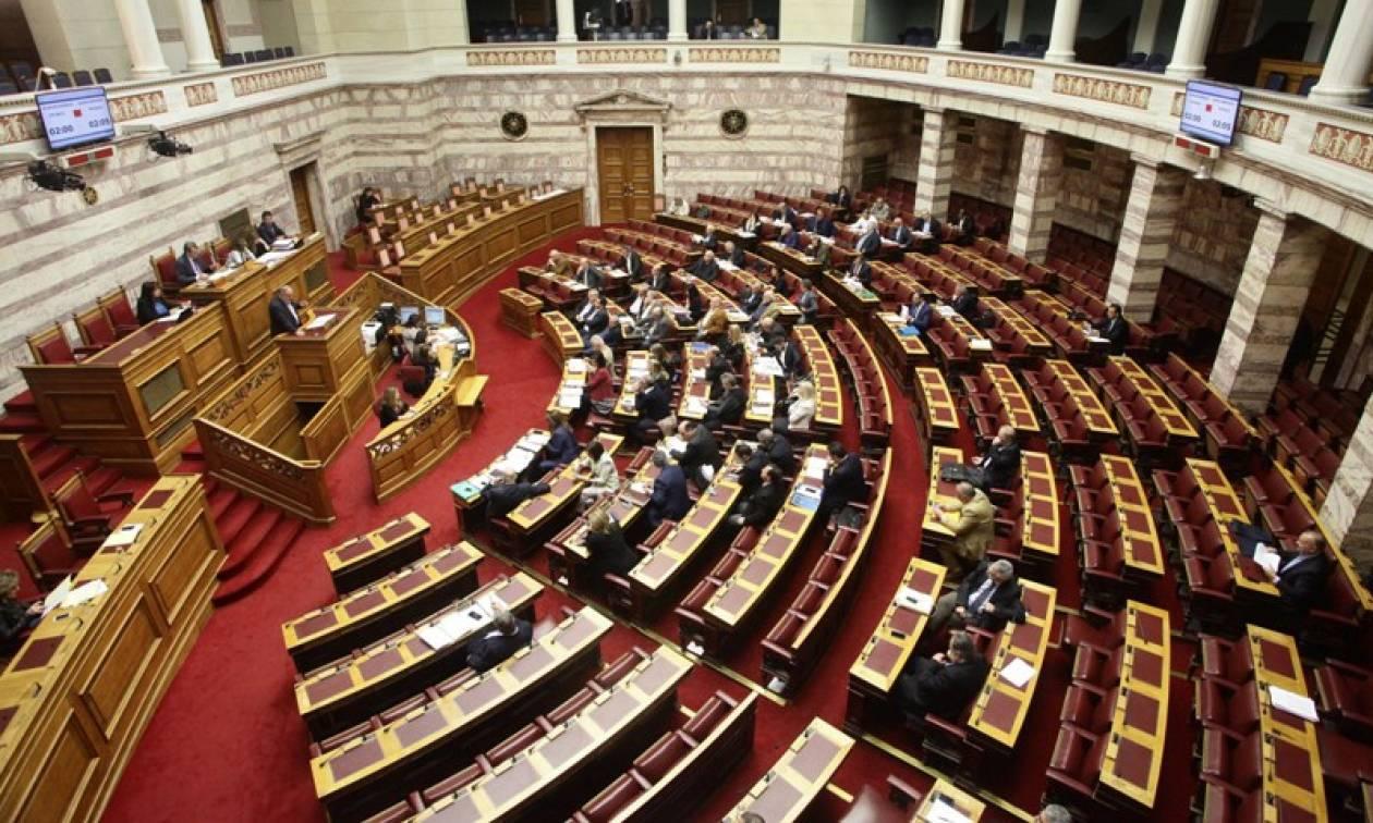 Ασφαλιστικό 2016 - Βουλή: Παρατείνεται η «ζωή» του αγγελιόσημου