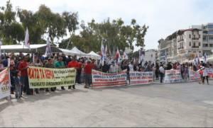 Ασφαλιστικό 2016: Δύο συγκεντρώσεις και πορείες στο Ηράκλειο