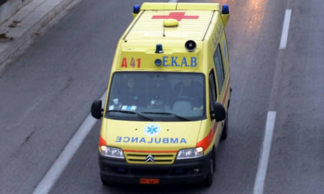 ΣΟΚ : Θανατηφόρο τροχαίο στην Αθηνών - Πατρών
