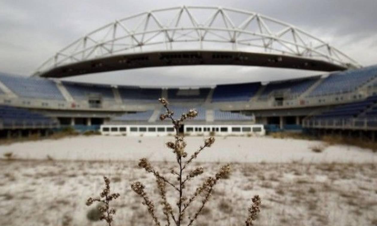 Οι Ολυμπιακές εγκαταστάσεις του beach volley γίνονται... δικαστικές αίθουσες!