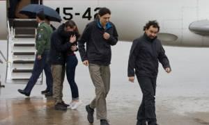 Ισπανία: Επέστρεψαν οι τρεις δημοσιογράφοι που είχαν απαχθεί στη Συρία