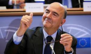 Μήνυμα στήριξης από Μοσκοβισί: Δεν θα επαναληφθεί το ελληνικό δράμα