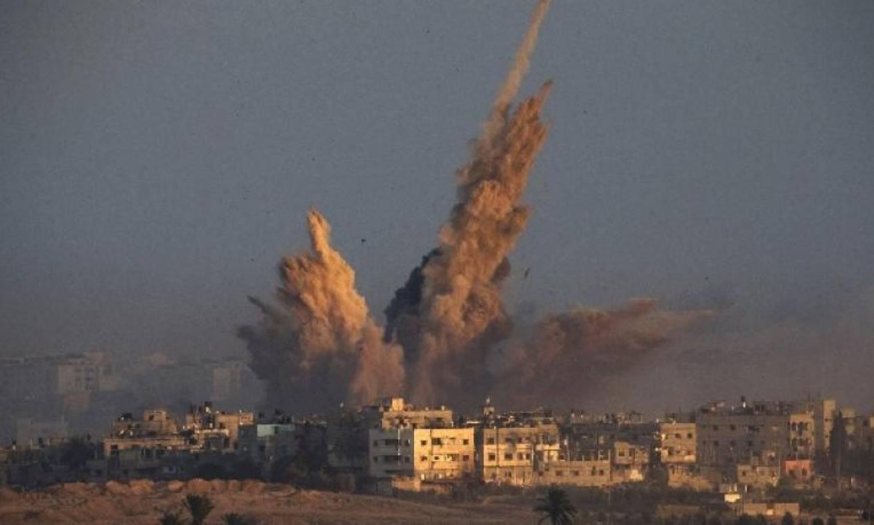 Συριακές επιδρομές κατά ανταρτικών στόχων στο Χαλέπι