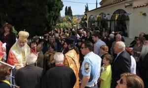 Ο Μητροπολίτης Φθιώτιδος Νικόλαος εγκαινίασε το 82ο Πνευματικό Κέντρο (pics)