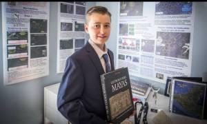 Απίστευτο: 15χρονος Καναδός αποκάλυψε μια χαμένη πολιτεία των Μάγια!