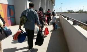 Πάνω από 2.000 μετανάστες έχουν επιστρέψει στις πατρίδες τους μέσω του πρόγραμματος του ΔΟΜ