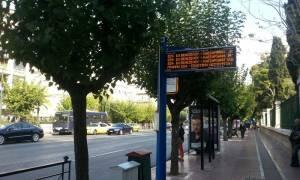 Χίλιες «έξυπνες» στάσεις λειτουργούν μέσω τηλεματικής σε λεωφορεία και τρόλεϊ
