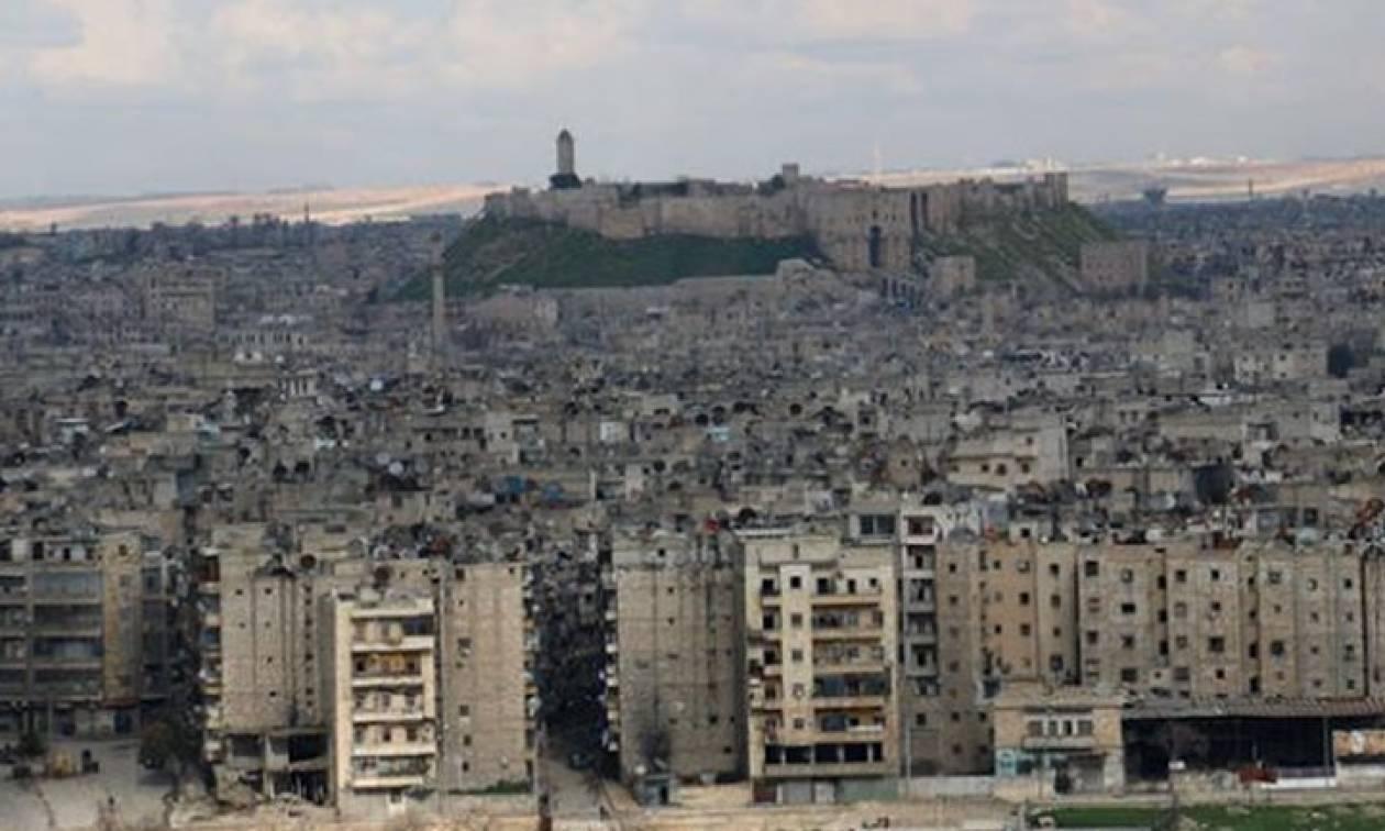 Παρατείνεται για 48 ώρες το «καθεστώς ηρεμίας» στο Χαλέπι