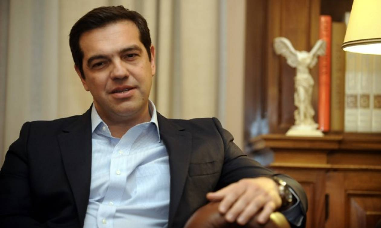 Θα βάλει τελικά γραβάτα ο Τσίπρας στις 24 Μαΐου;