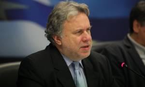 Κατρούγκαλος: Δεν θα επηρεαστούν μισθοί και συντάξεις εξαιτίας του δημοσιονομικού «κόφτη»