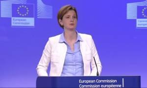 Αννίκα Μπράιτχαρντ: «Σημαντική πρόοδος για την ολοκλήρωση της αξιολόγησης»