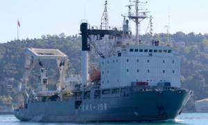 Hurriyet: Η Ρωσία μεταφέρει άρματα μάχης στη Συρία μέσω του Βοσπόρου (video)