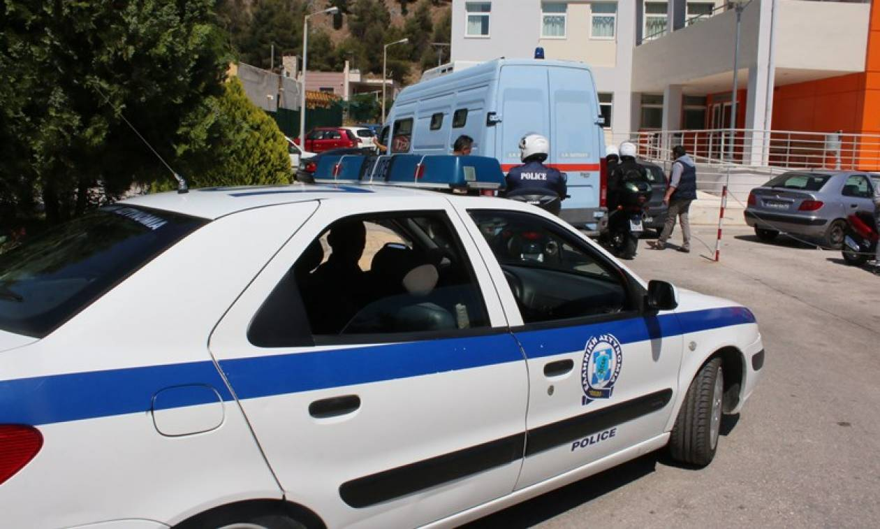 Πανικός στο Άργος: Καταδίωξη δραπέτη με πυροβολισμούς (photos)