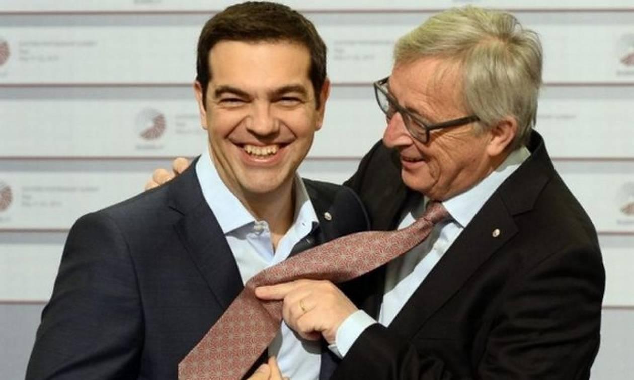 Αλέξη, κράτα τη γραβάτα στην ντουλάπα... Θα πέσει δούλεμα!