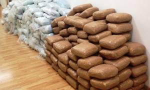 Εξαρθρώθηκε μεγάλο κύκλωμα ναρκωτικών με πλοκάμια σε όλη την Ευρώπη (pics&vid)
