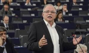 Χαμός στην Ευρωβουλή: Άγρια κόντρα Βέμπερ-Παπαδημούλη για τον Τσίπρα