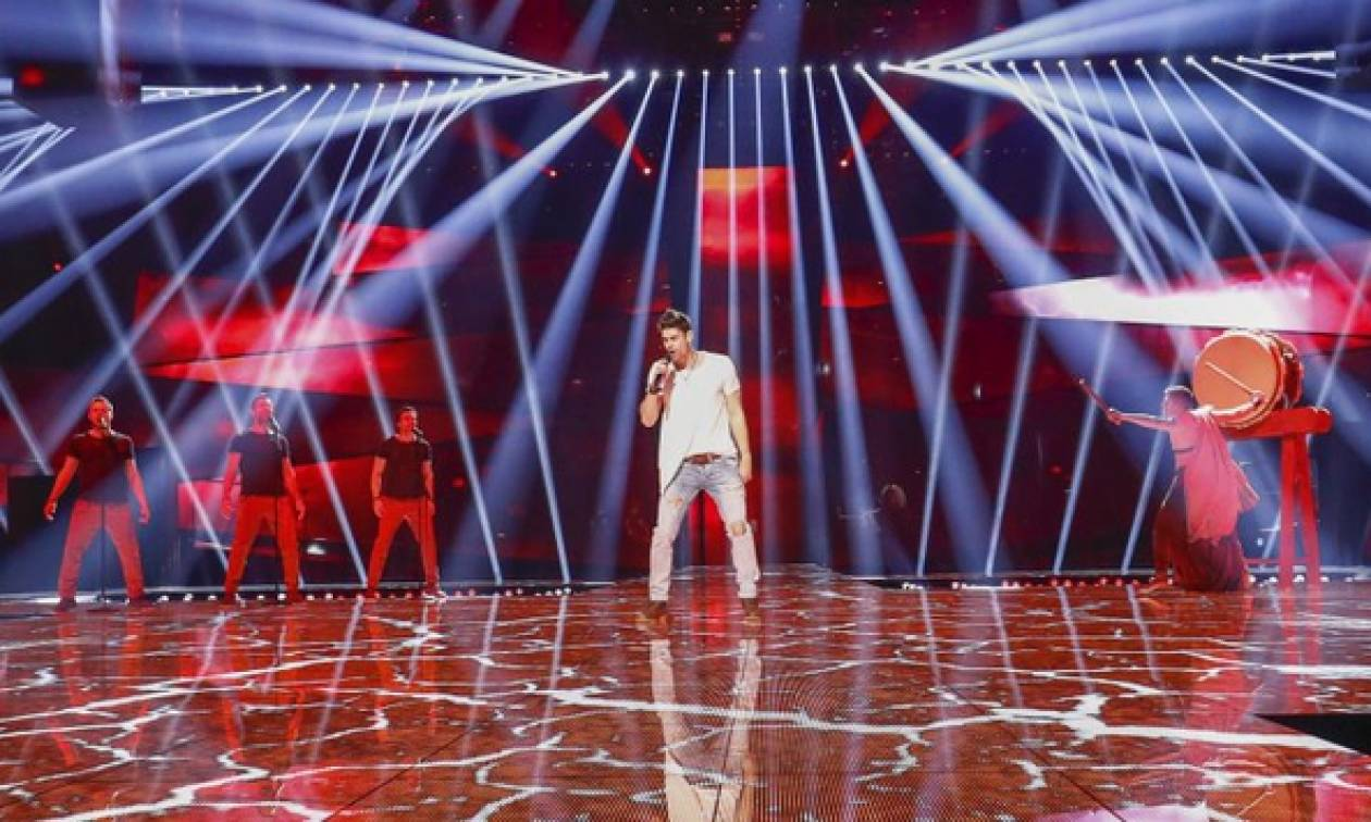 Eurovision 2016: Αξίζει να δεις την Ουγγαρία - Κούκλος και ταλαντούχος