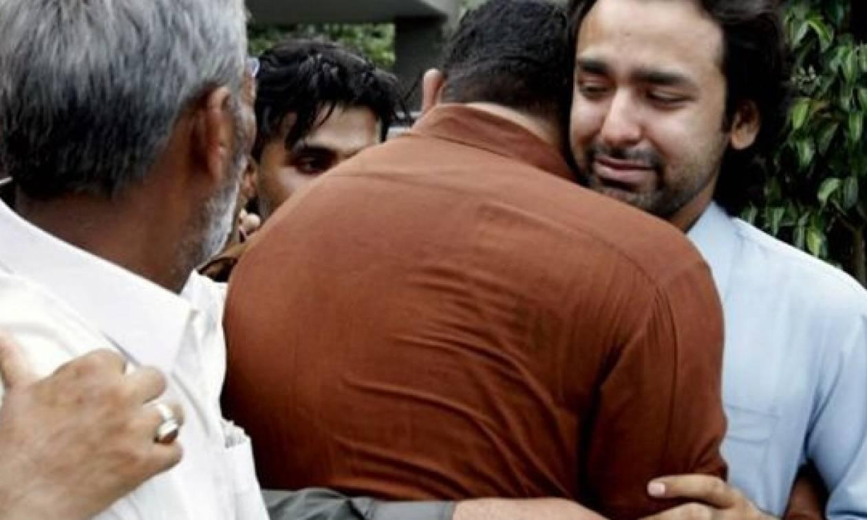 Απελευθέρωσαν τον γιο πρώην πρωθυπουργού του Πακιστάν που είχε απαχθεί
