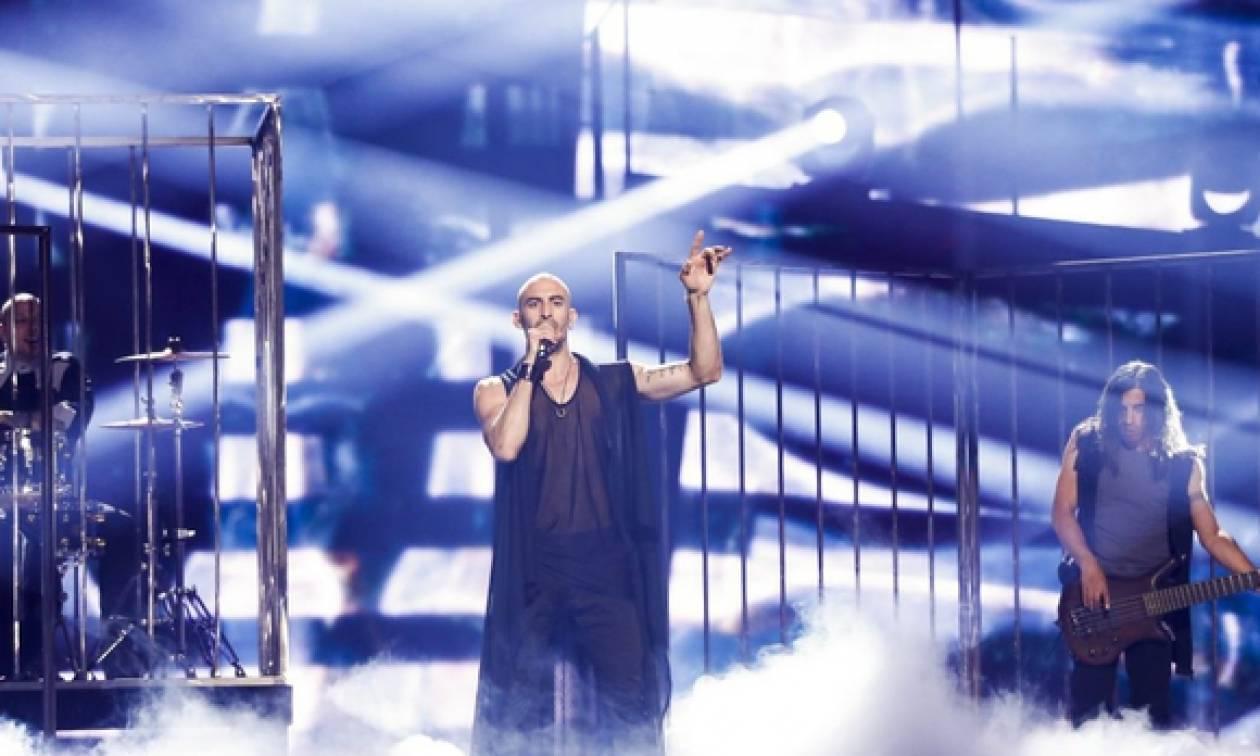 Eurovision 2016: Κύπρος - Ρόκαραν στη σκηνή οι Minus One