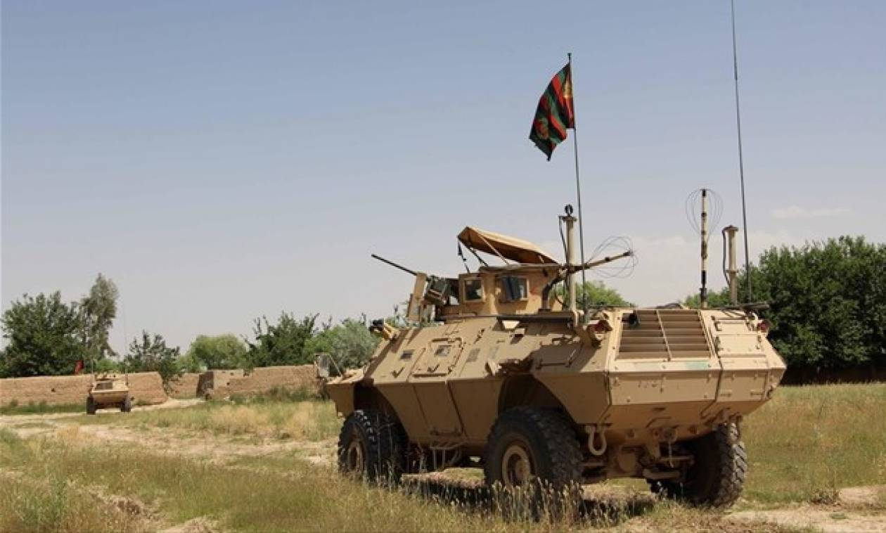 Αφγανιστάν: Νεκροί 12 αντάρτες σε επιχειρήσεις του στρατού