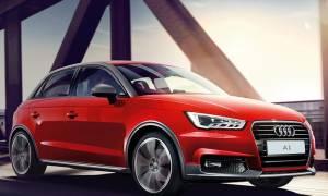 Το Audi A1 είναι εδώ και σκοπεύει να γίνει το πρώτο σας Audi!