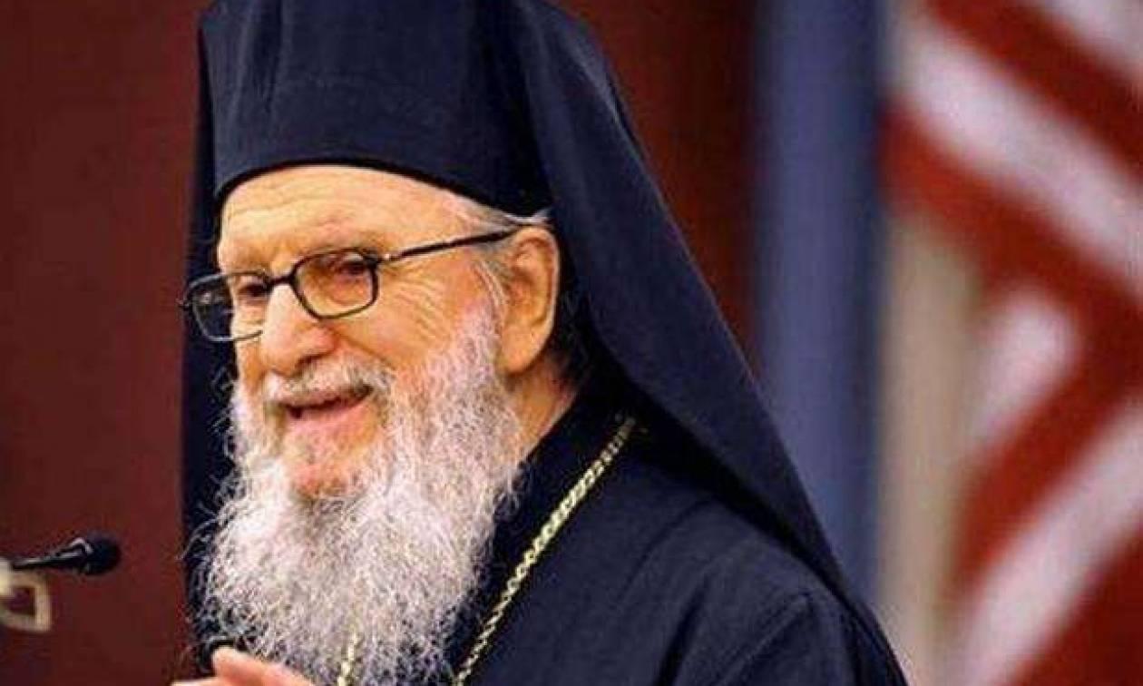 Αρχιεπίσκοπης Αμερικής για AHEPA: Tεράστιο παράδειγμα των ιδανικών της Ορθοδόξου πίστεως