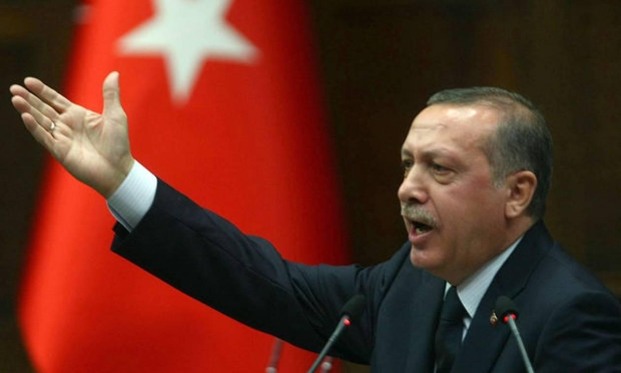 Ερντογάν: Έχουμε σκοτώσει 3.000 μαχητές του Ισλαμικού Κράτους σε Συρία - Ιράκ