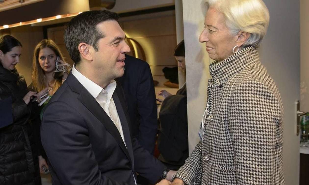 WSJ: Τι θα έκανε με το ΔΝΤ ο Τσίπρας αν ήταν καλύτερος «παίκτης»!