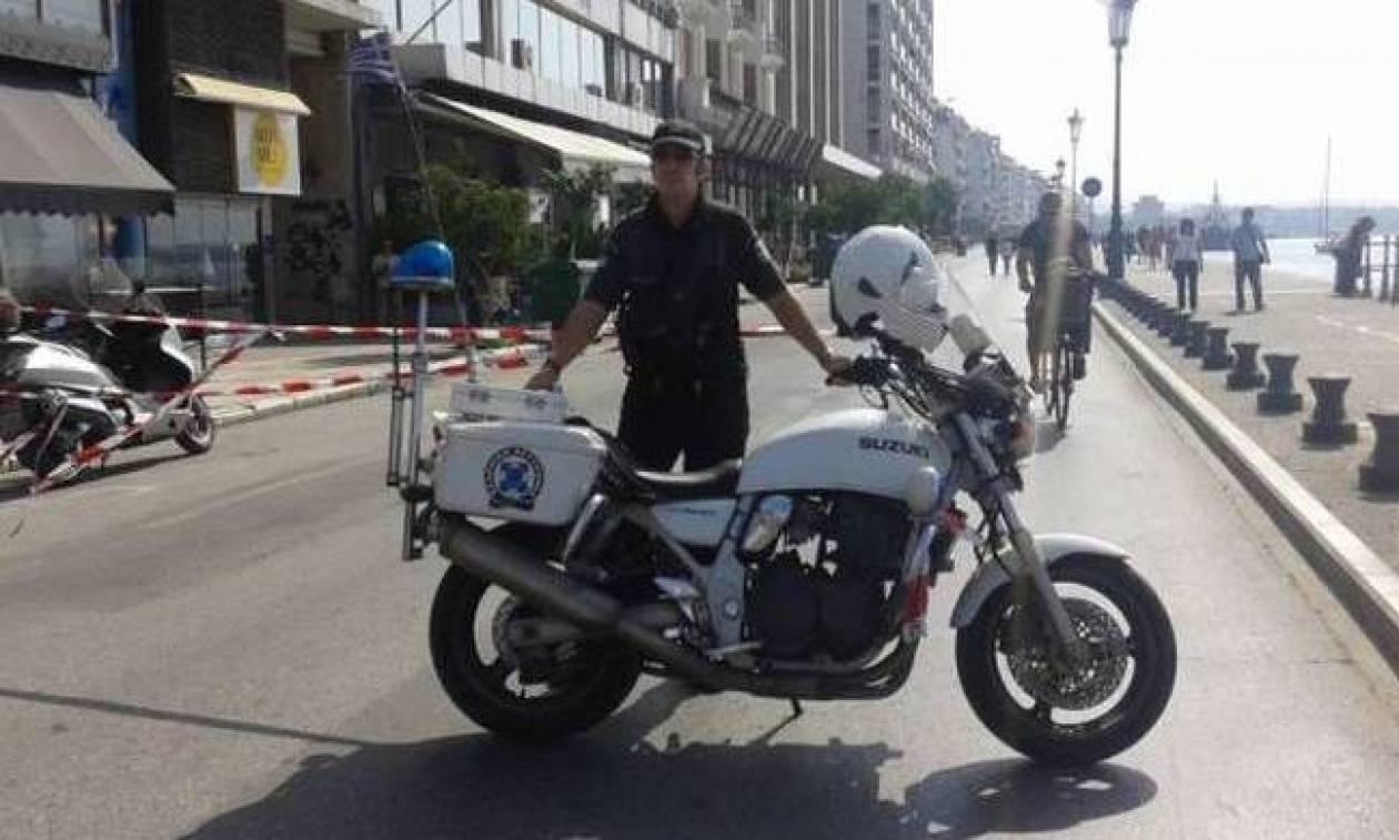 Κυκλοφοριακές ρυθμίσεις στην περιφερειακή οδό Θεσσαλονίκης το Σαββατοκύριακο