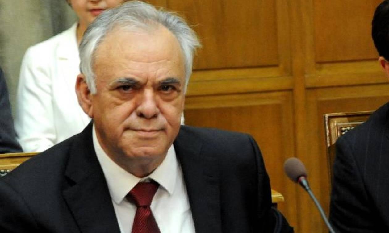 Σε παράλληλο σύμπαν ο Δραγασάκης: Στις 24/05 θα έχουμε καλύτερη συμφωνία απ' αυτή που περιμένουμε