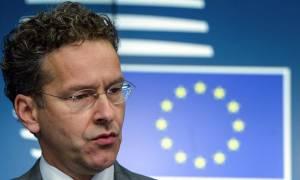 Ντάισελμπλουμ: Συζητάμε ελάφρυνση και όχι κούρεμα του ελληνικού χρέους