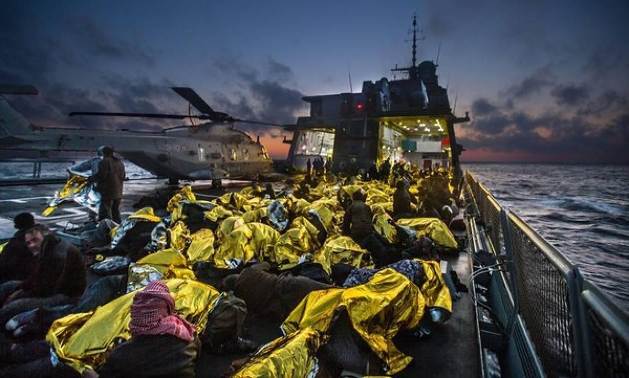 Ιταλία: Εξαρθρώθηκε μεγάλο κύκλωμα διακινητών - Κρατούσαν όμηρους μετανάστες