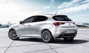 Η ανανεωμένη Alfa Romeo Giulietta θέλει να μοιάσει στη Giulia