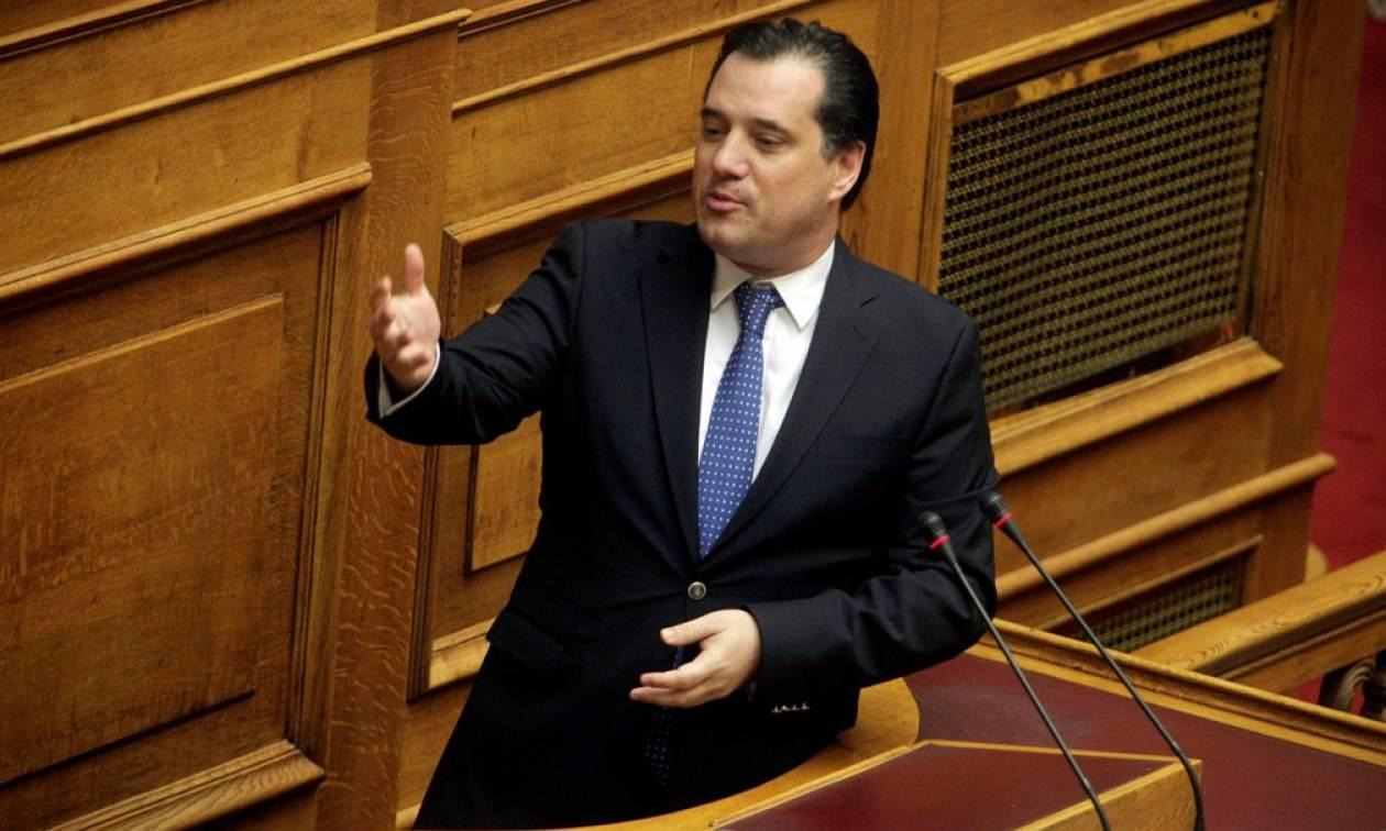 Μήνυση κατά του Πολάκη για το ΚΕΕΛΠΝΟ κατέθεσε ο Άδωνις Γεωργιάδης