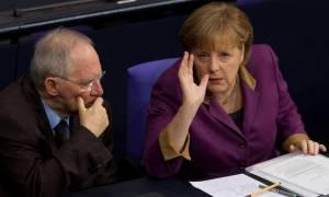 Σόιμπλε: Διαφώνησα με τη Μέρκελ για την Ελλάδα