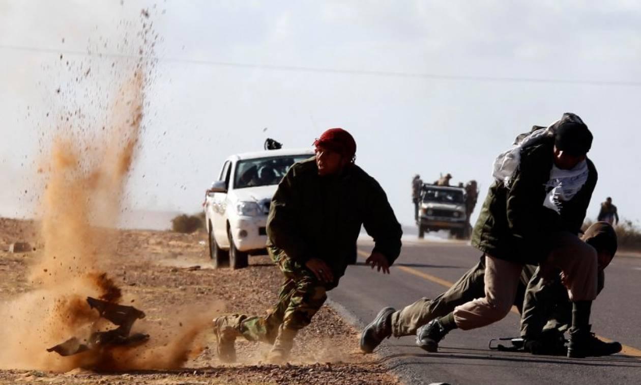 O ISIS στην αντεπίθεση: Κατέλαβε κοινότητα στρατηγικής σημασίας στη Λιβύη (Vid)