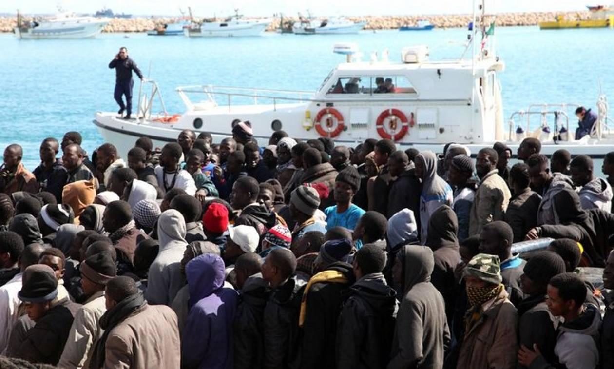 Ιταλία: Διάσωση 900 μεταναστών ανοιχτά της Σικελίας – Αποφεύγουν πλέον την Ελλάδα