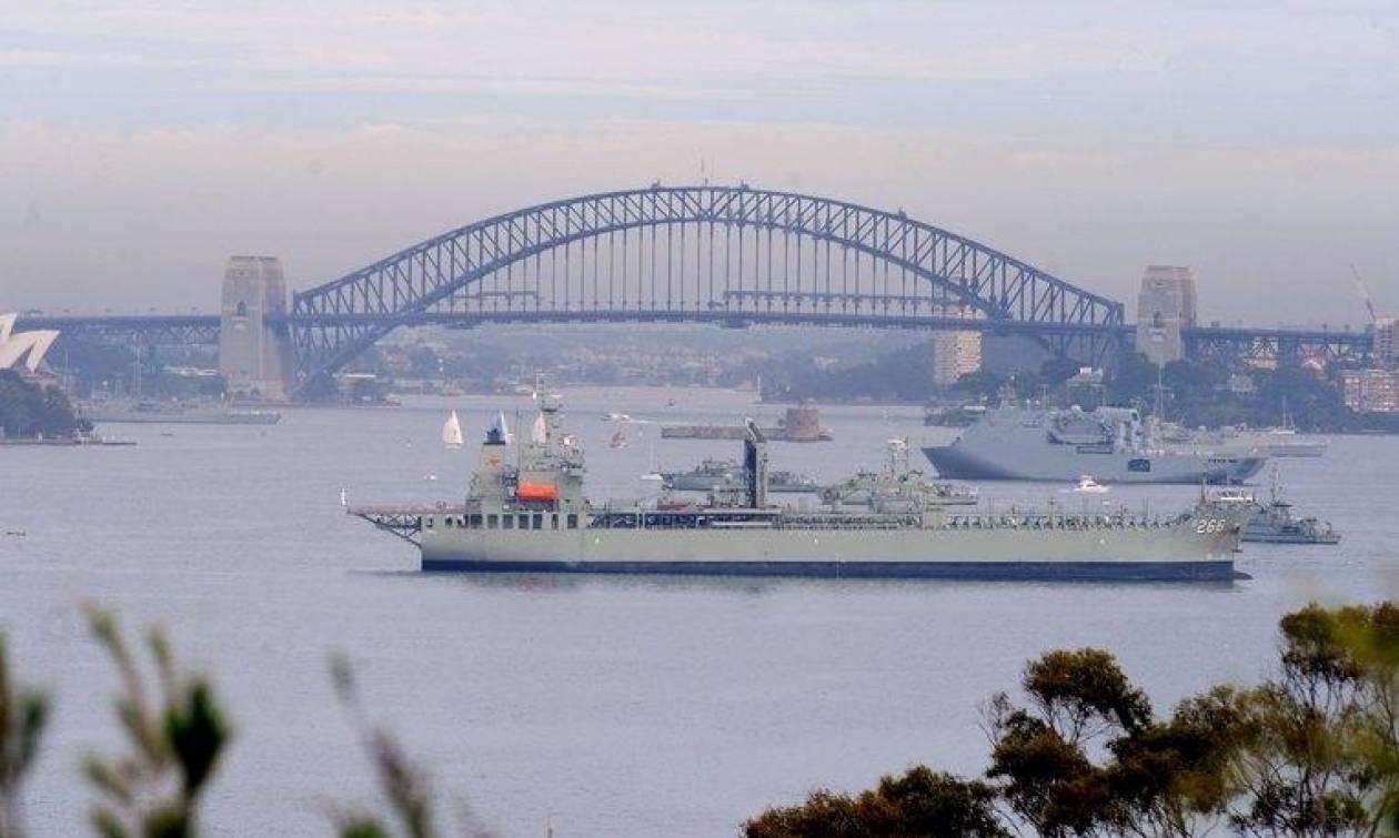 Το Πολεμικό Ναυτικό της Αυστραλίας υπέγραψε συμβόλαιο κατασκευής περιπολικών σκαφών