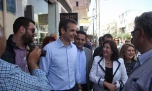 Μητσοτάκης: «Ο ΣΥΡΙΖΑ θα βουλιάξει την οικονομία πιο βαθιά στην ύφεση»