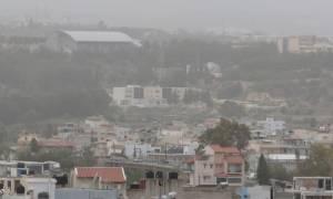 Προσοχή! Το επικίνδυνο φαινόμενο που τρομοκράτησε την Παρασκευή το Ηράκλειο (photo)