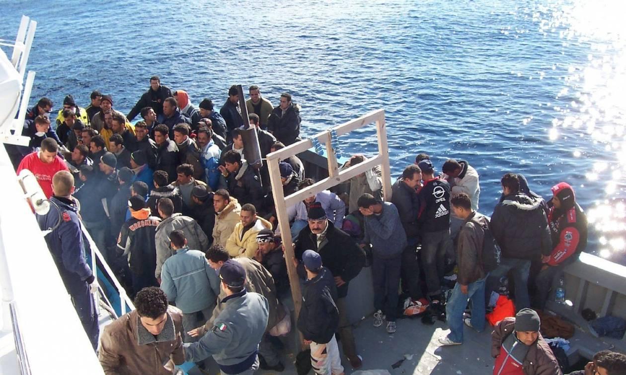 Ιταλία: 1.000 πρόσφυγες διασώθηκαν ανοικτά της Σικελίας