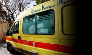 Ηράκλειο: Έπεσε σε χαντάκι και τραυματίστηκε θανάσιμα