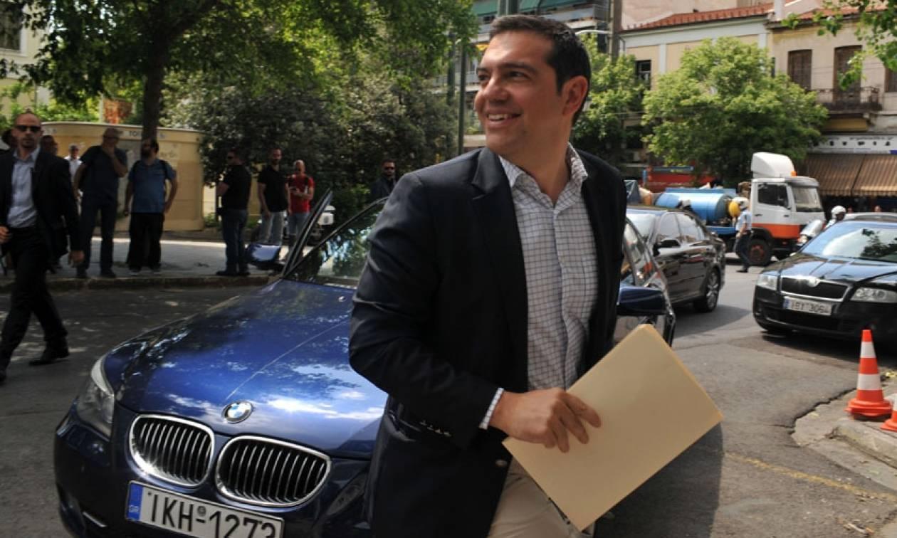 Ριζικές αλλαγές στον ΣΥΡΙΖΑ προανήγγειλε ο Τσίπρας